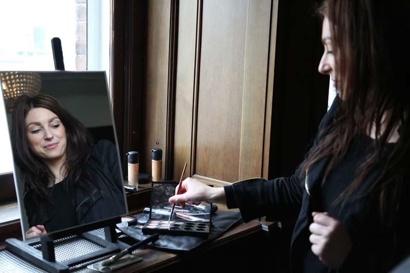 Hair & Make-up Artist Joyce van Dam