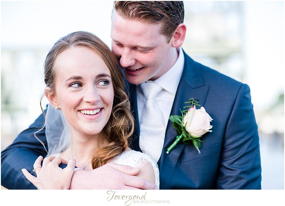 Bruidskapsel en Bruidsmake-up aan huis in Rotterdam
