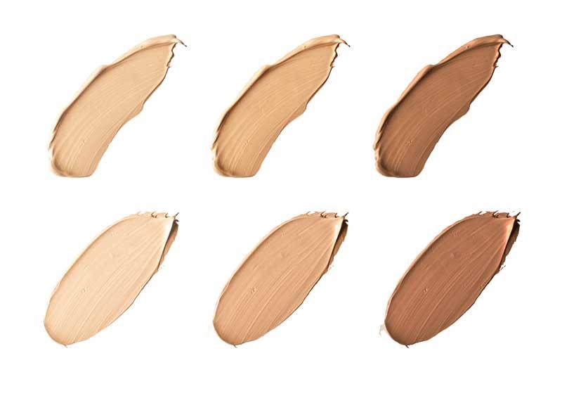 Make-up tricks #2 gebruik de goede kleur foundation. Door Joyce van Dam Hair & Make-up Artist