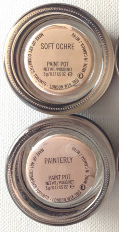 Oogschaduw aanbrengen tips - Paint Pot van Mac Cosmetics