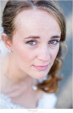 Bruidsmake-up en Bruidskapsel aan huis door Joyce van Dam