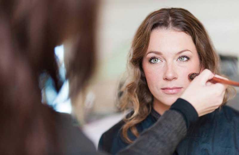 Bruidsvisagie voor op je bruiloft | Door Joyce van Dam Hair & Make-up Artist