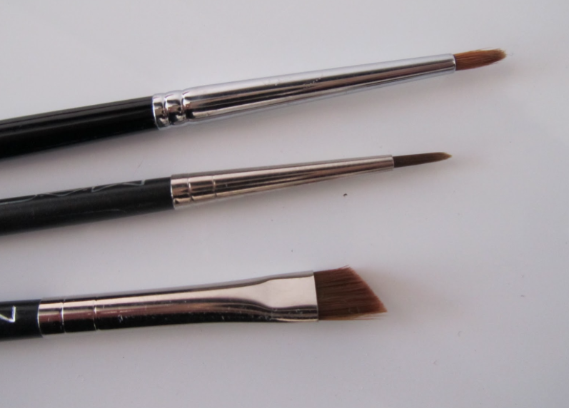Eyeliner tips- Wenkbrauw kwastje