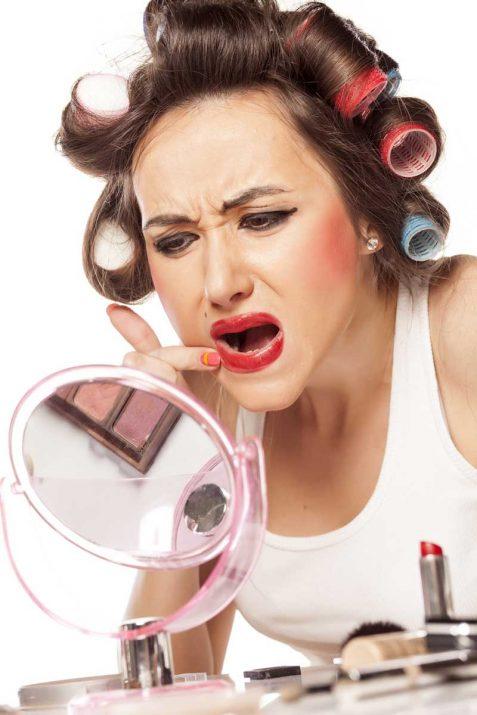 Voorkom deze 10 beauty blunders! Door Joyce van Dam Hair & Make-up Artist
