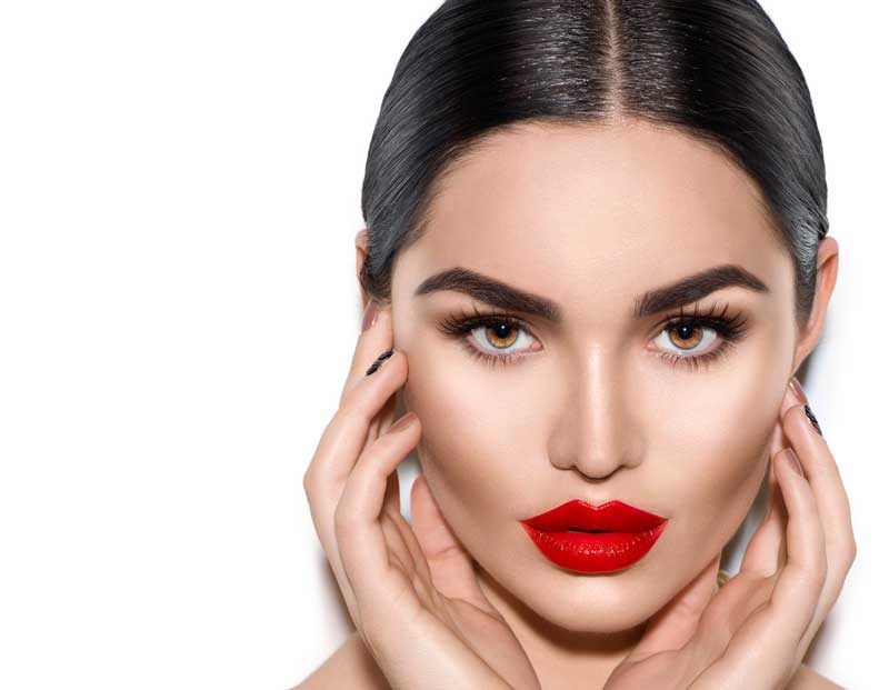 hoe gebruik je make up