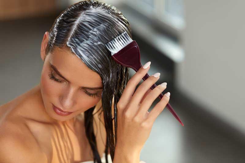 Zelf je haar verven , acht tips om zelf je haar te verven