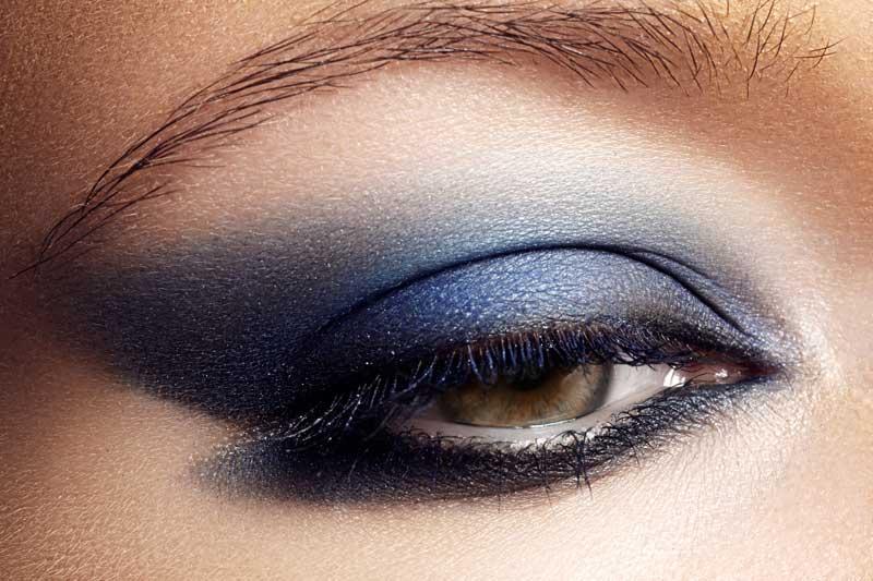Oogschaduw bruine ogen. Welke kleur oogschaduw te gebruiken voor bruine ogen