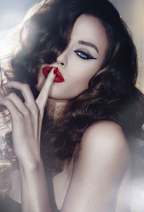 Red Lipstick Day - Hair & Make-up Artist Joyce van Dam-8