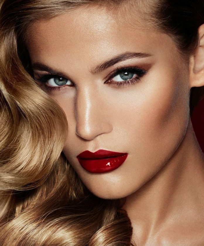 Red Lipstick Day - Hair & Make-up Artist Joyce van Dam-9