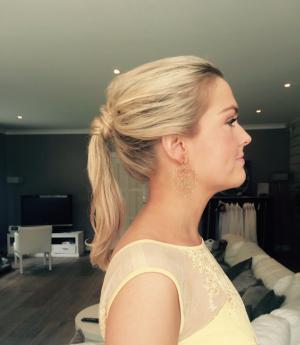 Ervaring Kim van der Valk - Hair & Make-up Artist Joyce van Dam