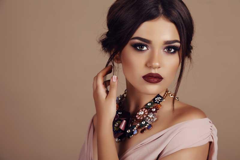 Volgorde make-up aanbrengen