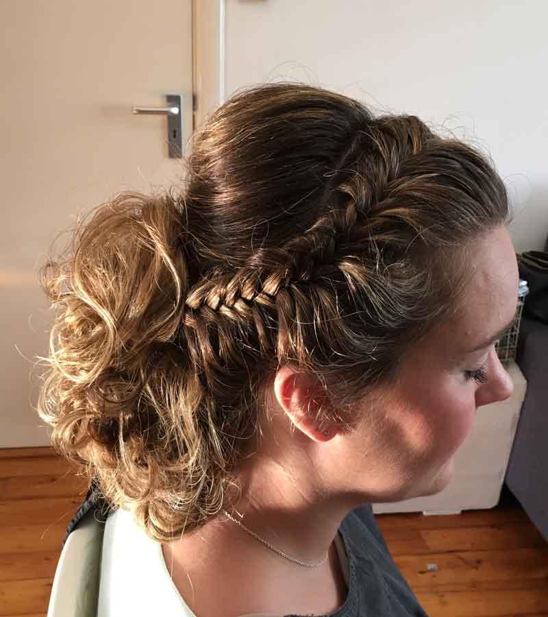 Joyce van Dam - Hair & Make-up Artist. Bruidsmake-up. Bruidskapsels. Haar & Make-up. Visagiste