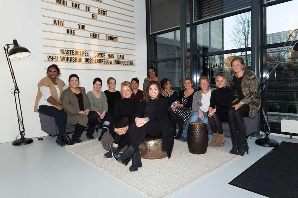 Workshop Haar Opsteken door Joyce van Dam