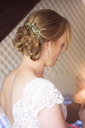Bruidskapsel en Bruidsmake-up Ervaring IrisBruidskapsel en Bruidsmake-up Ervaring Iris
