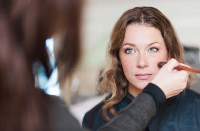 Natuurlijke bruidsmake-up | Door Joyce van Dam Hair & Make-up Artist