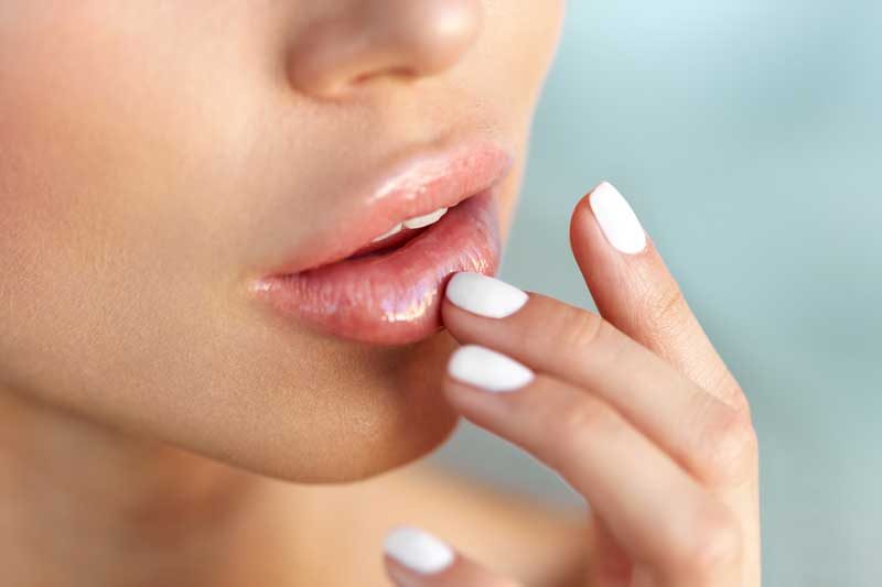Wat helpt tegen droge lippen