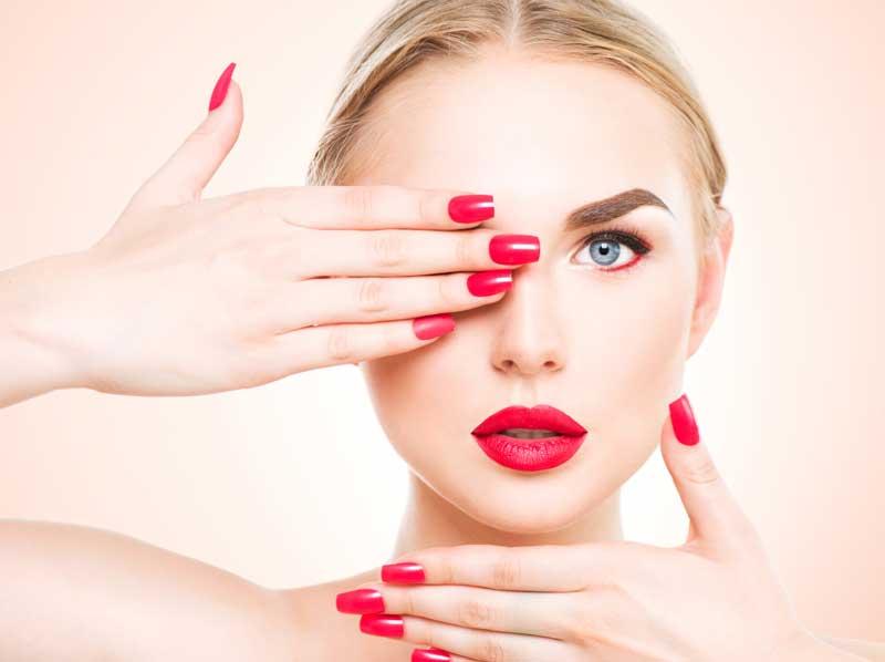 Make=up tips voor een lichte huid