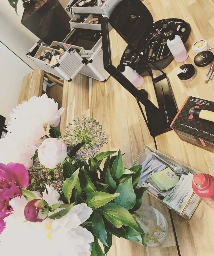 Hair & Make-up Artist Joyce van Dam Weekverslag 20