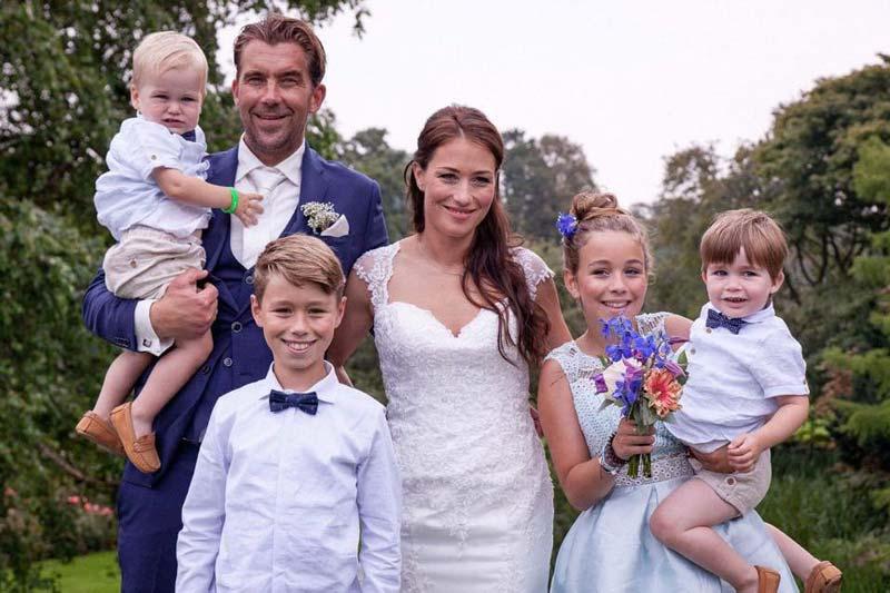Bruidskapsel Rotterdam door Joyce van Dam