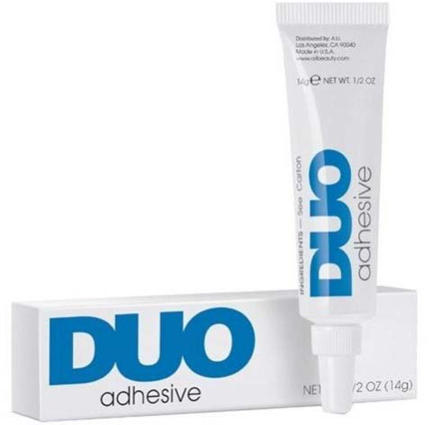 Duo Adhesive Wimper Lijm | Door Joyce van Dam Hair & Make-up Artist