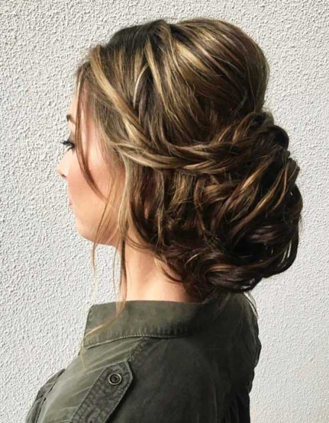 De mooiste natuurlijke haarverlenging voor een bruidskapsel