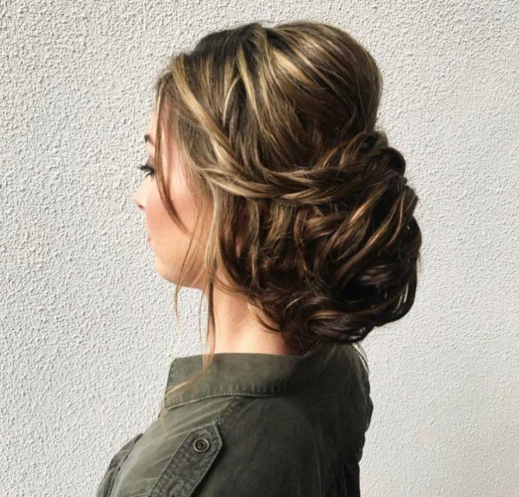 Haarverlenging Bruidskapsel