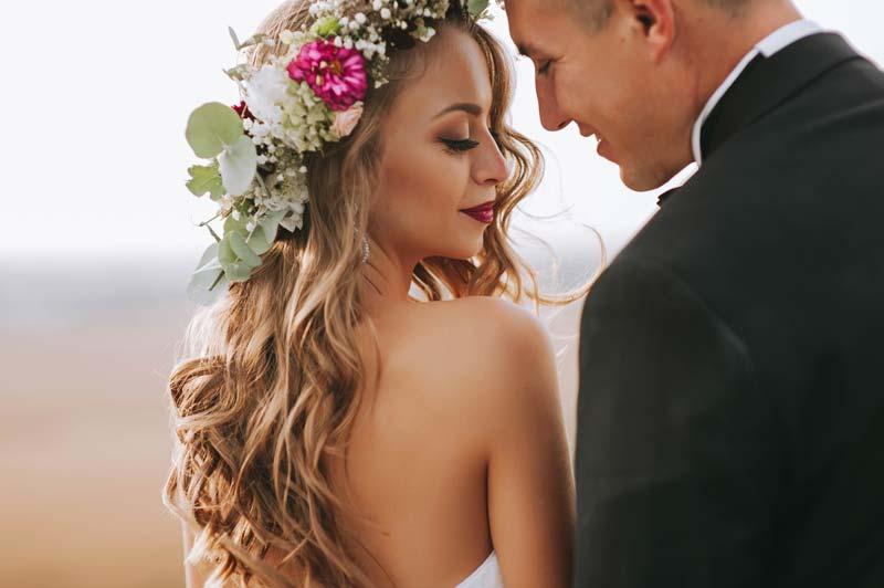 Trouwen op Curacao Bruidskapsel Curacao