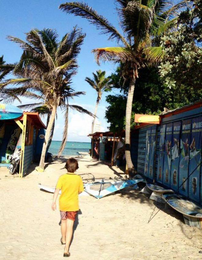 Een jaar op Bonaire…